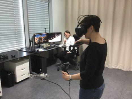 Virtuaalitodellisuus opetuskäytössä